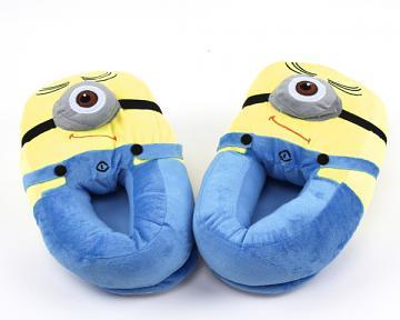 Minion Slippers - Stewart