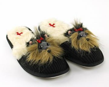 Yorkshire Terrier Animal Slippers