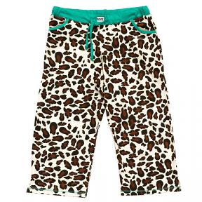 Cheetah Pajama Pants