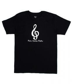 Music Note Pajama Top