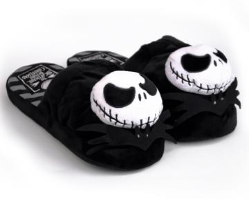 Jack Skellington Character Slippers